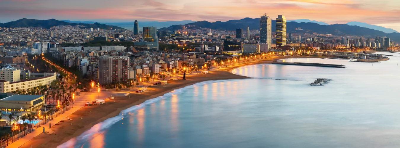 barcelona Major Cities in Spain