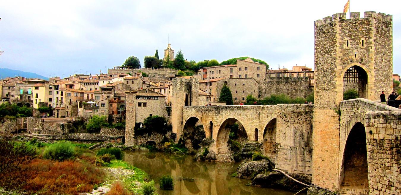 besalu Spanish Town