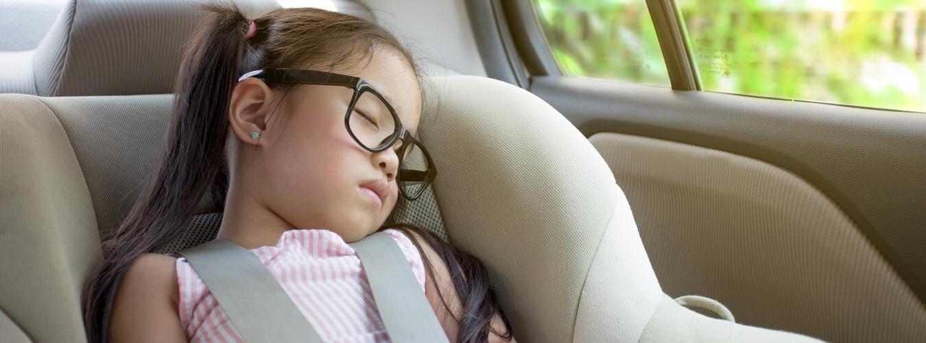 car seat laws Spain