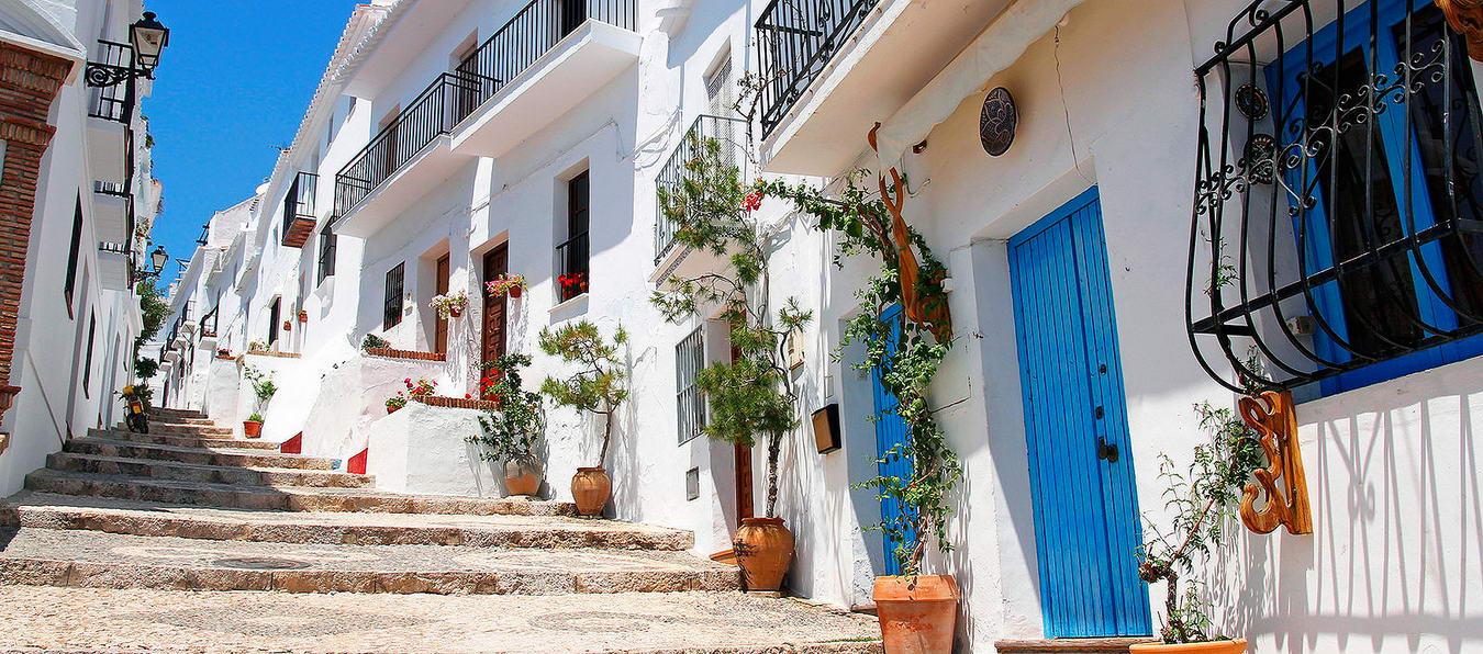 frigiliana Spanish Town