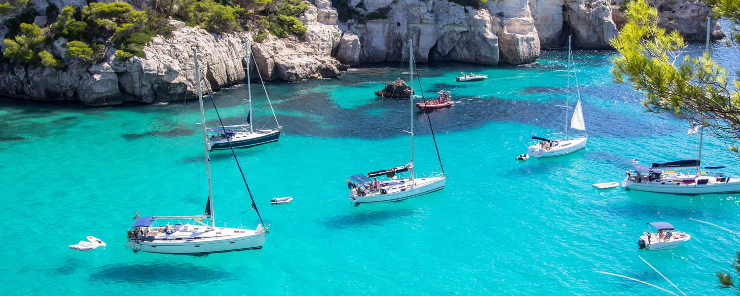 menorca hottest place in spain