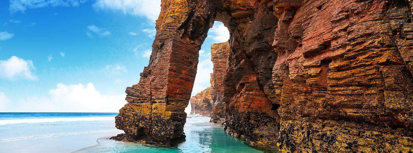 Galicia north west spain