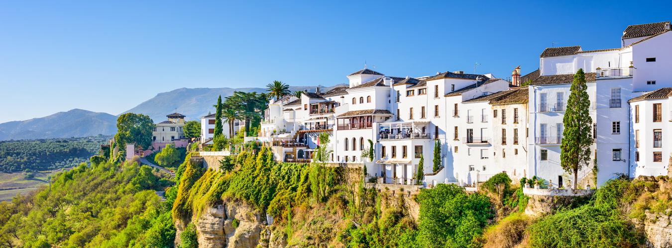spanish town Ronda