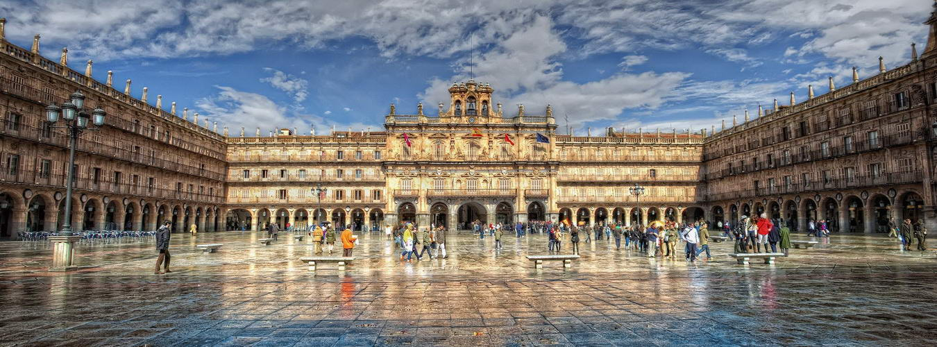 salamanca Spanish Town